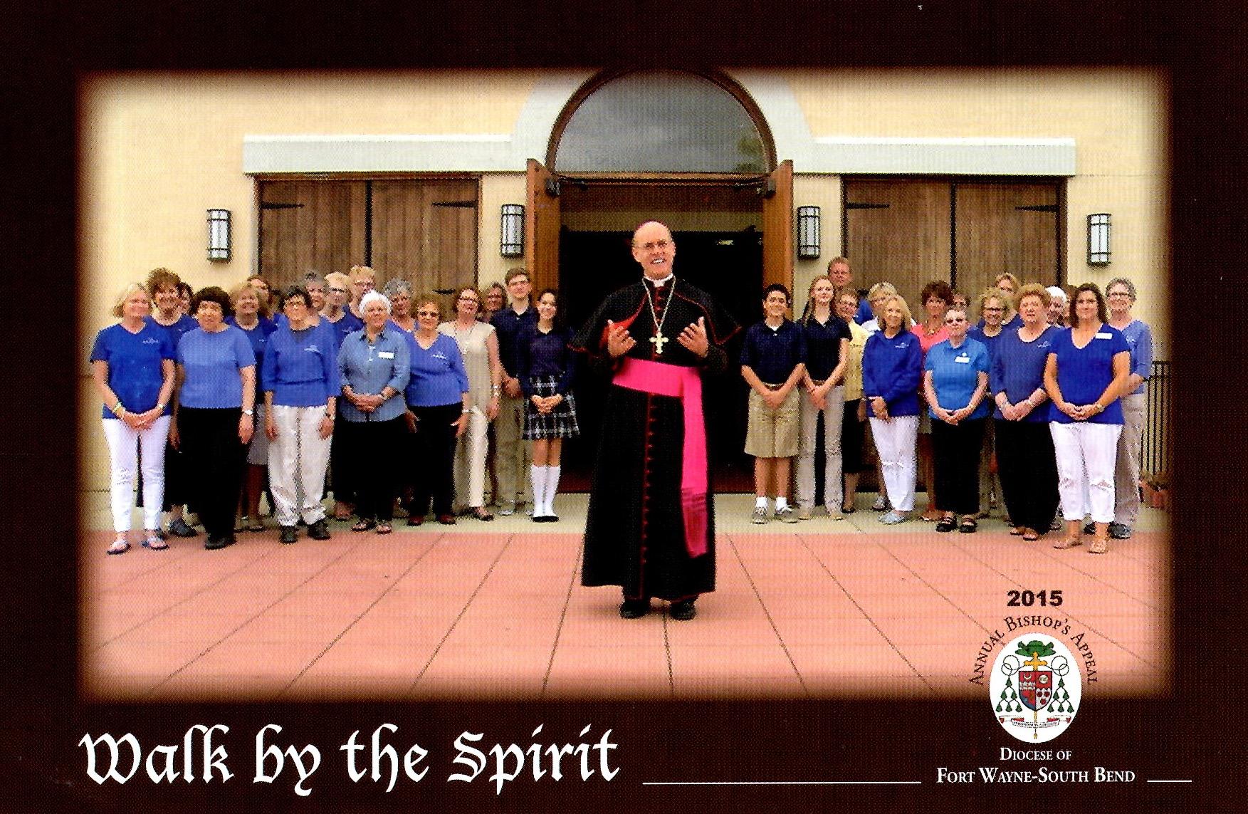 Bishop's Appeal 2015